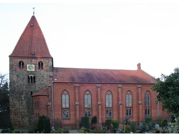 Kirche Wechold