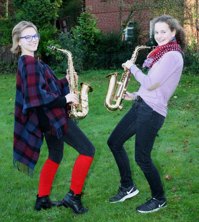 Saxophonistinnen