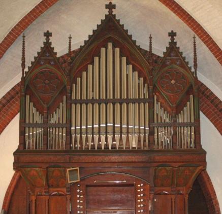 Orgel Eitzendorf