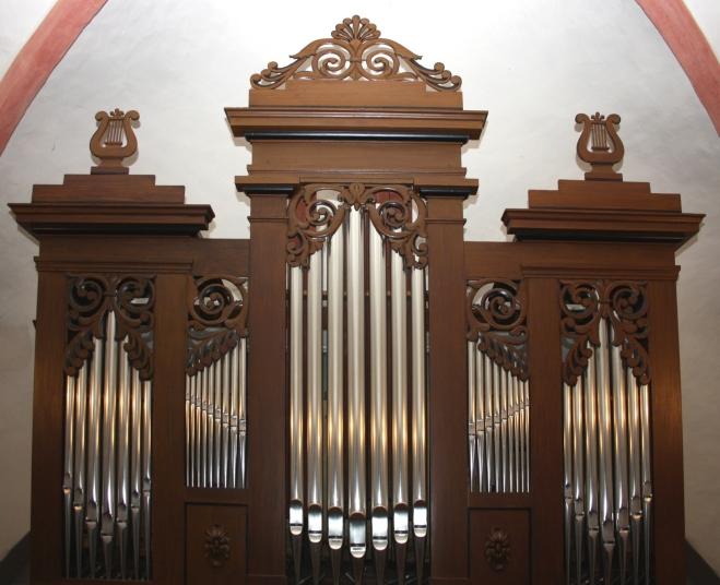 Orgel Heiligenloh