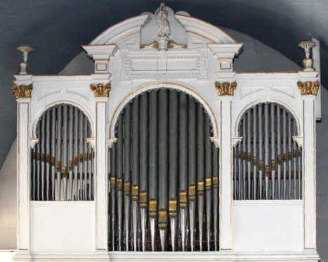 Orgel Leeste