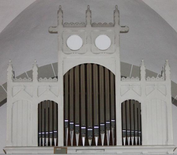 Orgel Magelsen