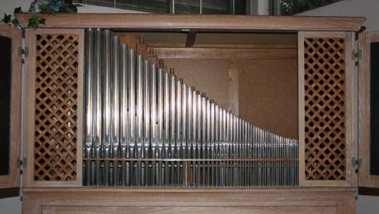 Neubruchhausen Orgel