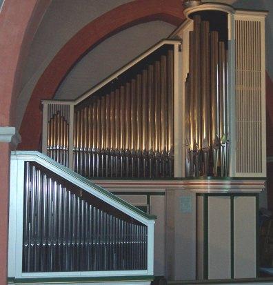Orgel Vilsen