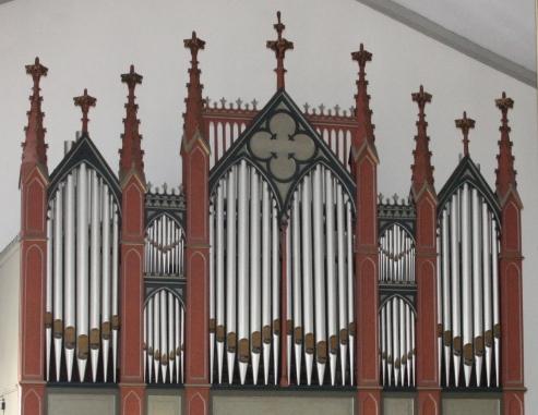 Orgel Wechold