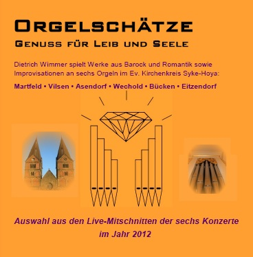 Orgelschätze Logo